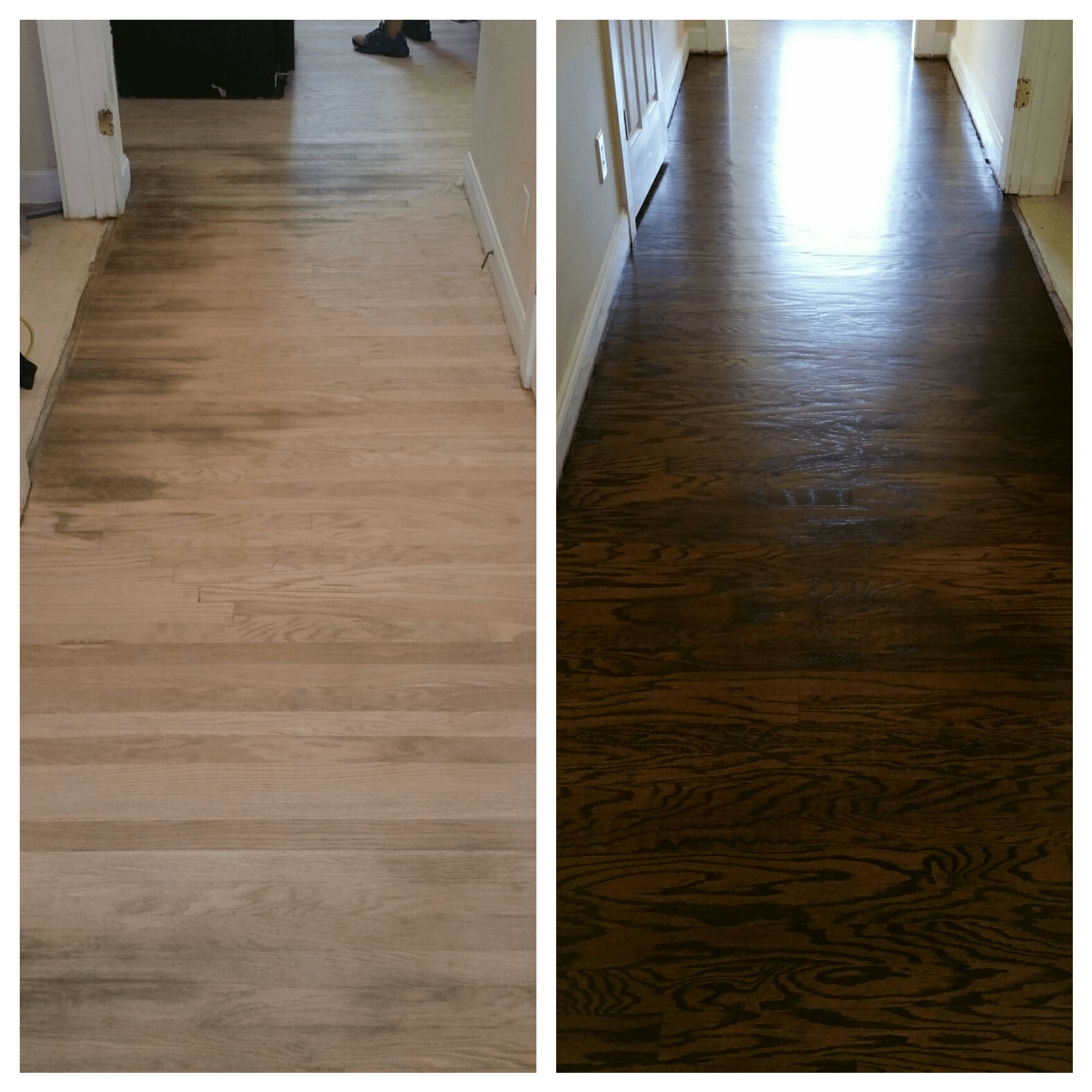Wood floor refinishing charlotte nc realtor 39 s project for Hardwood floors charlotte nc
