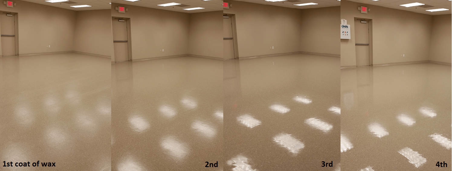 Vct Tile Cleaning Commercial Vct Floor Waxing Newgen