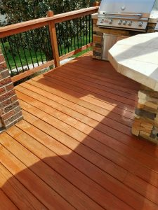 wooden deck refinishing charlotte nc
