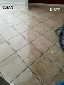 tile floor maintenance