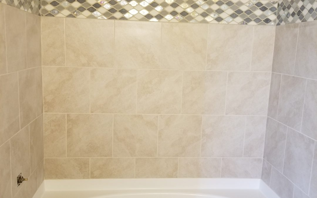Lawrence Tile Installation Project