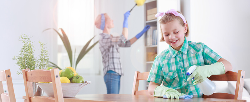 A Good Spring Clean Can Help Tame Seasonal Allergies